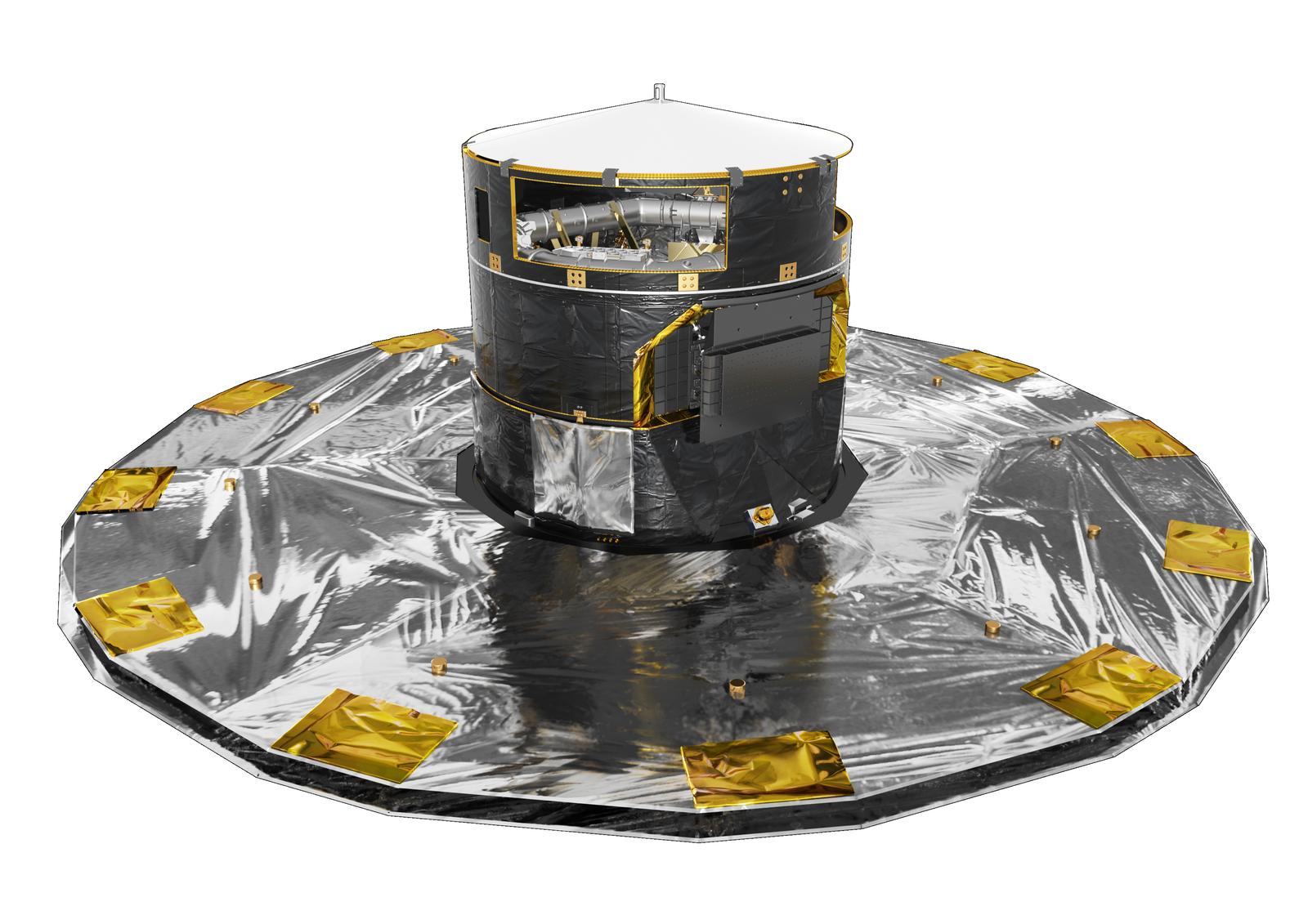 gaia spacecraft mission - photo #9