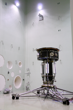 ESA Science & Technology: LISA Pathfinder modules ready for