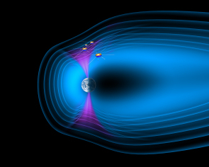 The curious case of Earth's leaking atmosphere