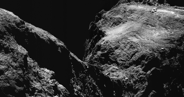 ESA Science & Technology: Rosetta finds comet connection ...