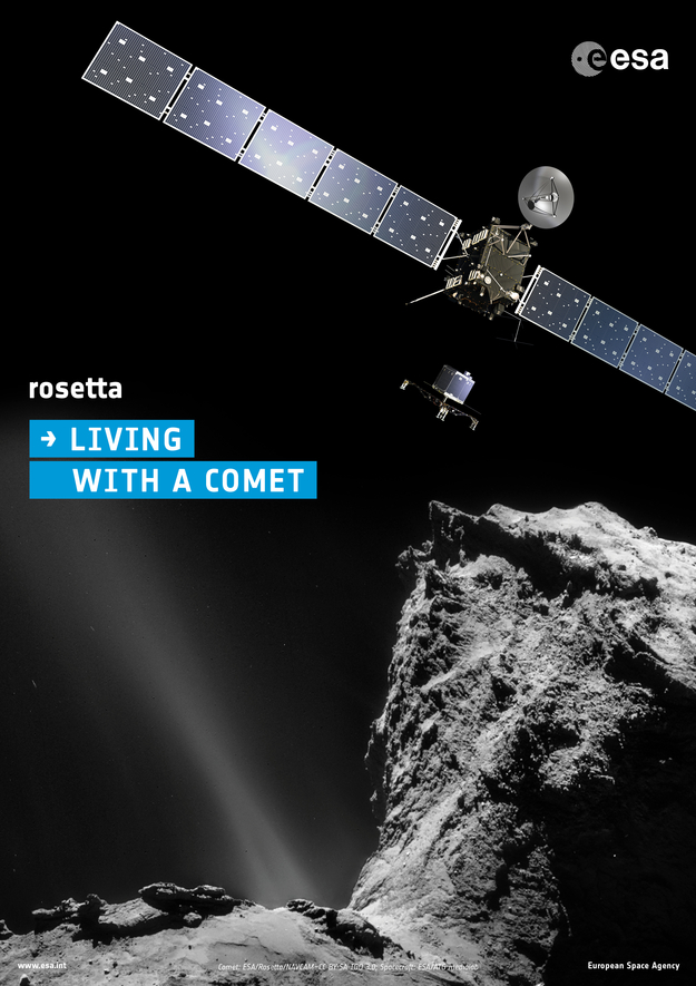 rosetta spacecraft esa logo - photo #13