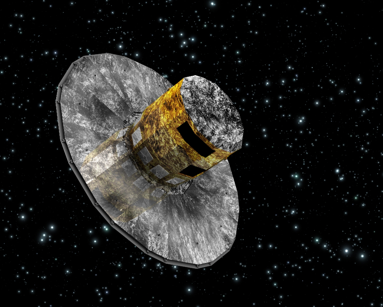 gaia spacecraft hd -#main