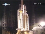 Image coutesy of Arianespace TV