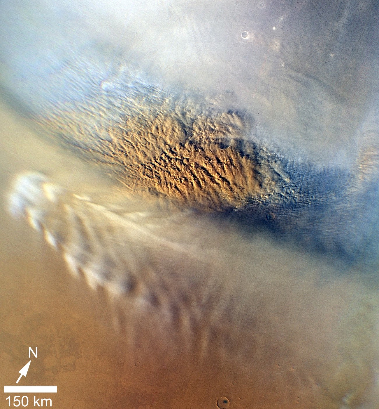 dust storms on planet mars - photo #10