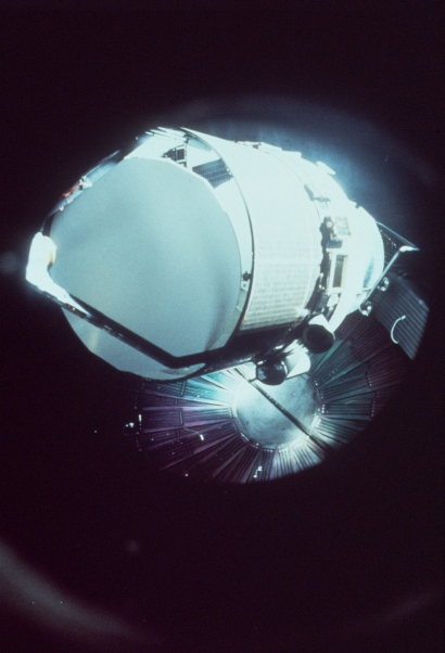 ESA Science & Technology: Giotto spacecraft during the ...