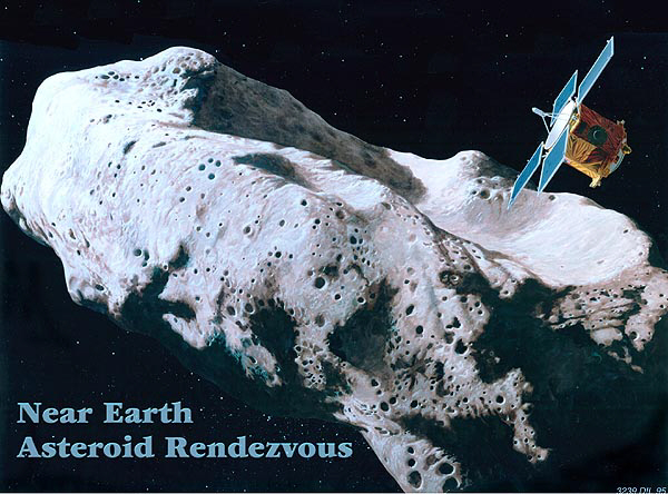 first landing on an asteroid - photo #15