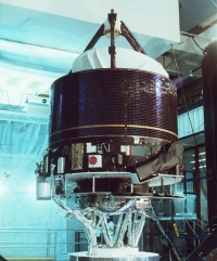 Giotto spacecraft
