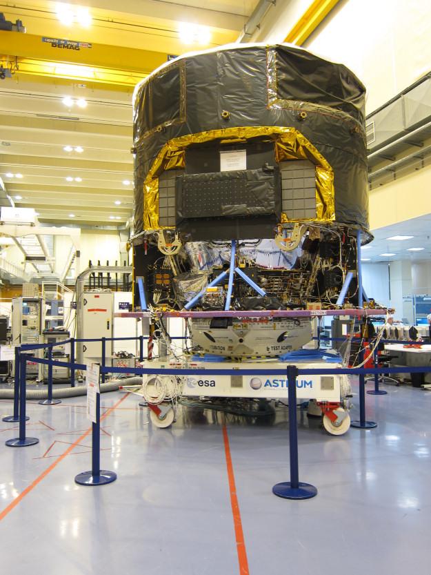 gaia spacecraft mission - photo #33