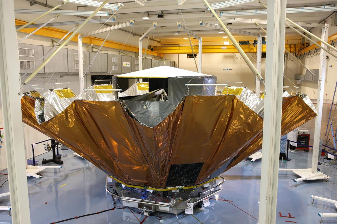 ESA отправляет спутник на поиски экзопланет