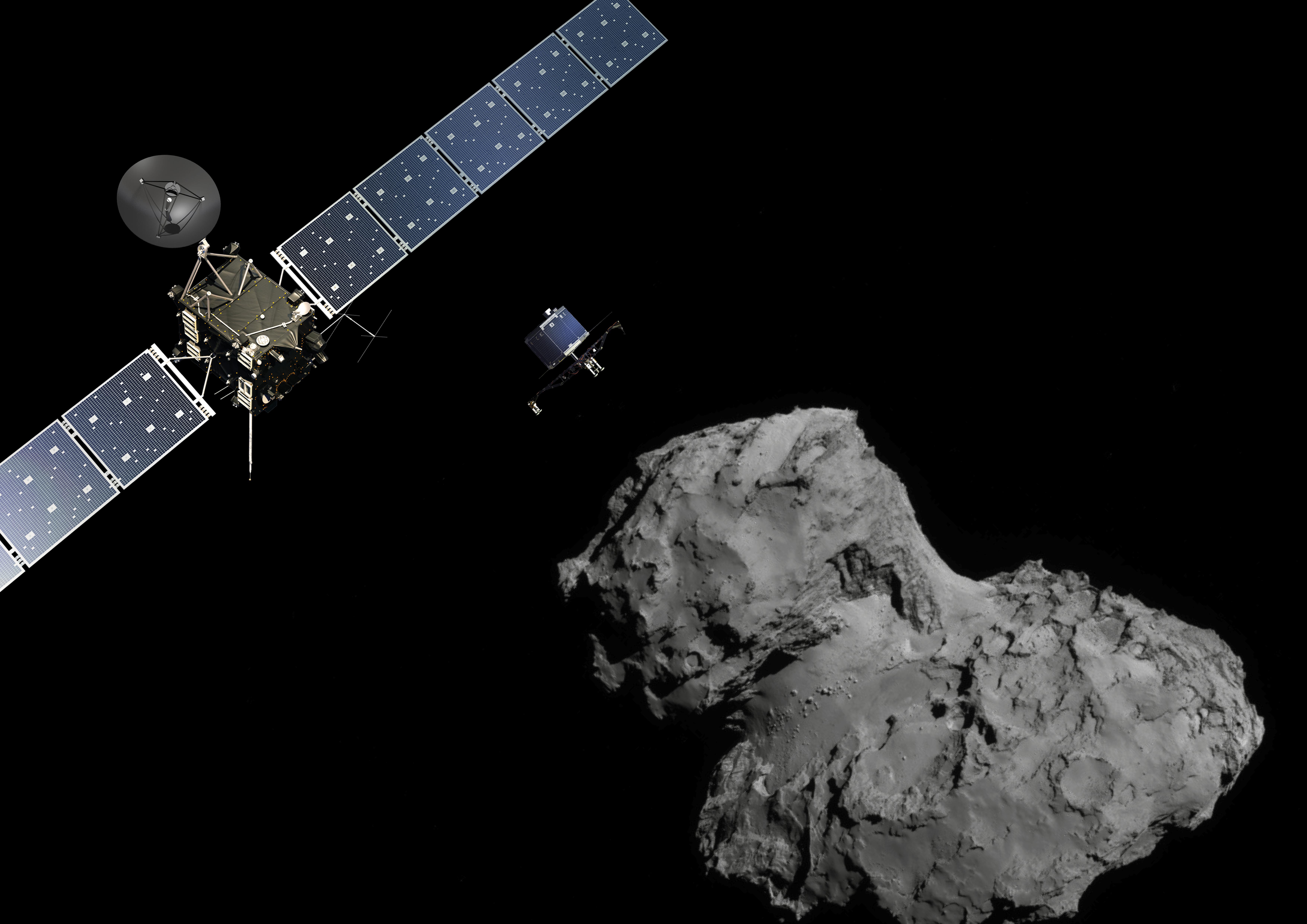 http://sci.esa.int/science-e-media/img/f7/Rosetta_at_comet_67P_landscape.jpg