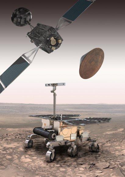"""A missão europeia a Marte """"ExoMars"""" está à beira de ser cancelada"""